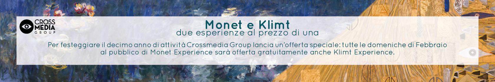 banner monet-klimt